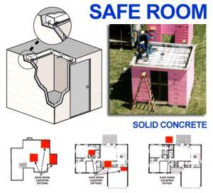 SCHI Safe Room